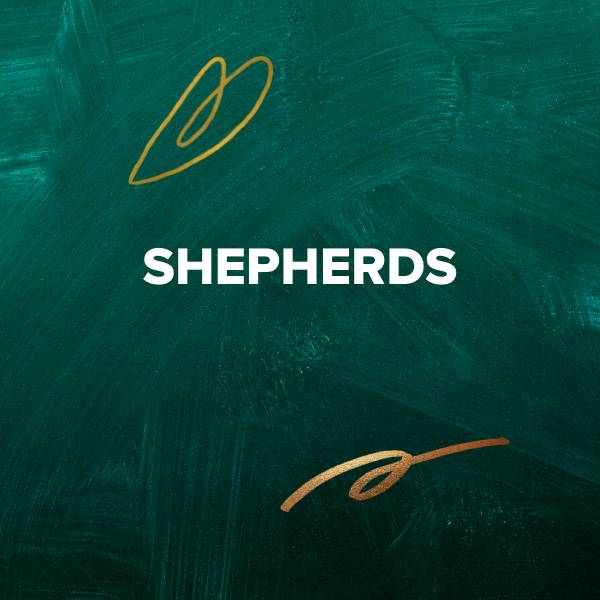 Sheet Music, Chords, & Multitracks for Worship Songs about Shepherds