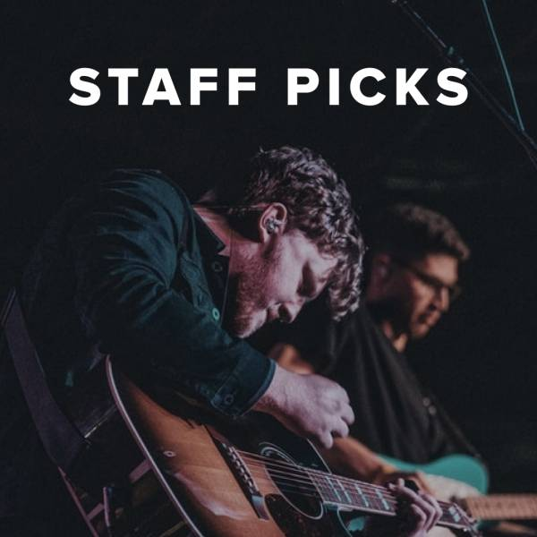 Sheet Music, Chords, & Multitracks for Staff Picks from the Latest Worship Songs