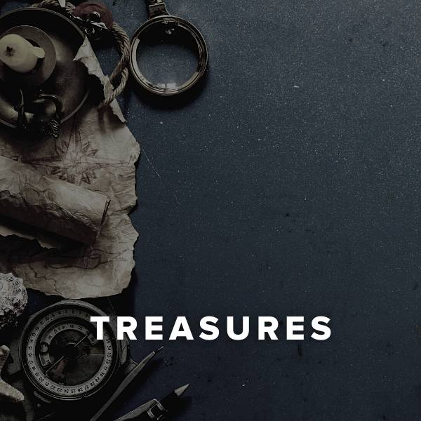 Sheet Music, Chords, & Multitracks for Worship Songs about Treasure
