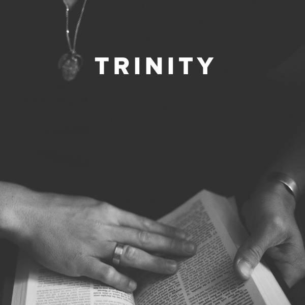Sheet Music, Chords, & Multitracks for Worship Songs about Trinity