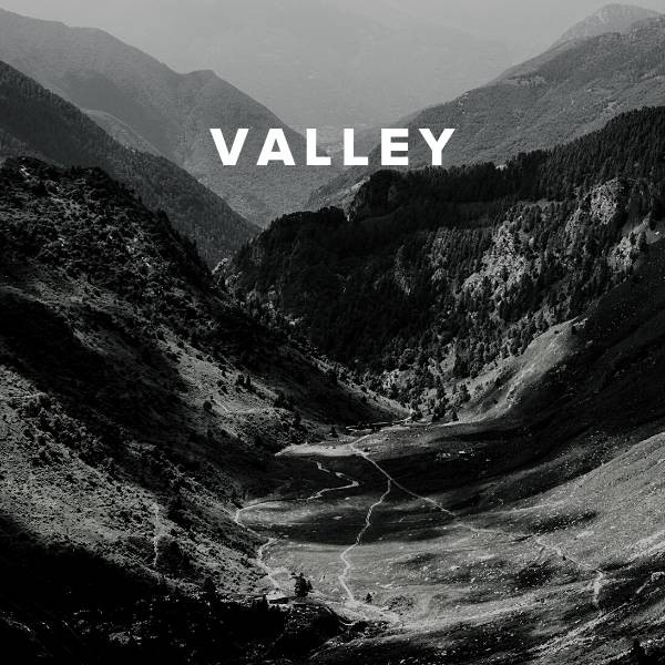 Sheet Music, Chords, & Multitracks for Worship Songs about Valley