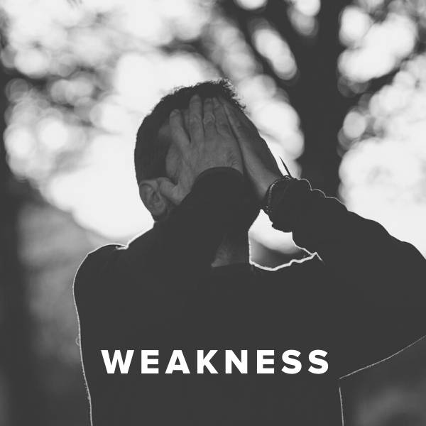 Sheet Music, Chords, & Multitracks for Worship Songs & Hymns about Weakness