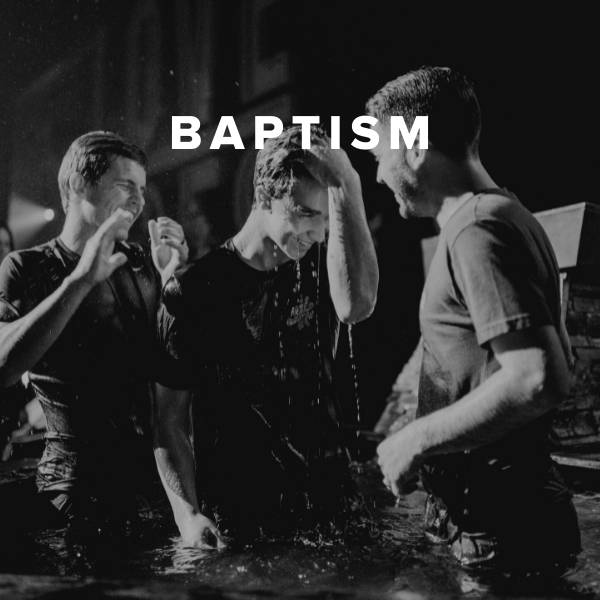 Sheet Music, Chords, & Multitracks for The Best Christian Worship Songs for a Baptism Service