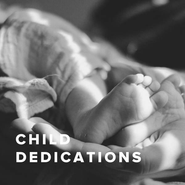 Sheet Music, Chords, & Multitracks for Worship Songs for Child Dedications