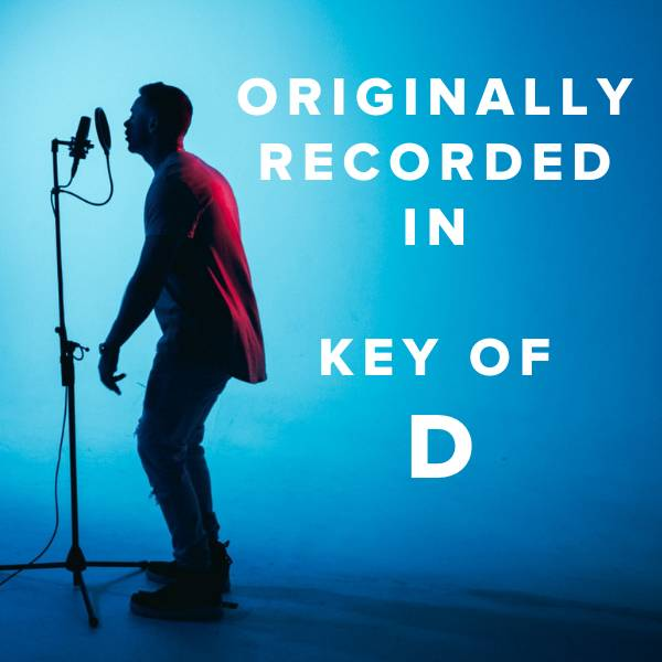 Sheet Music, Chords, & Multitracks for Worship Songs Originally Recorded in the Key of D