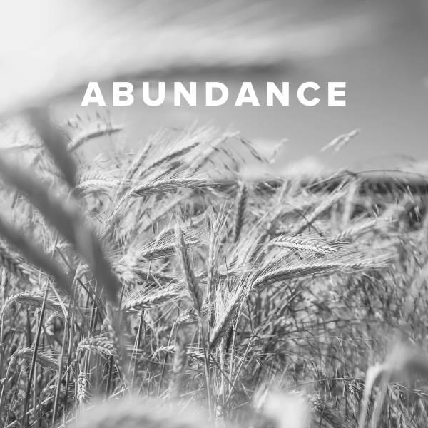 Sheet Music, Chords, & Multitracks for Worship Songs about Abundance