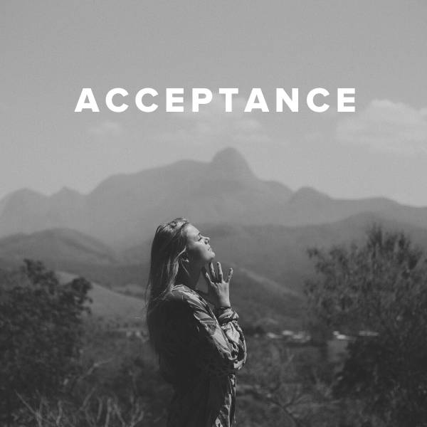 Sheet Music, Chords, & Multitracks for Christian Worship Songs about Acceptance