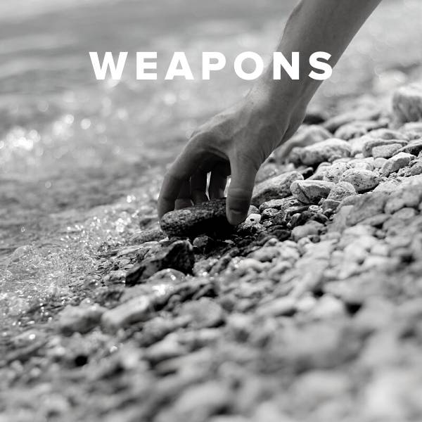 Sheet Music, Chords, & Multitracks for Worship Songs about Weapons