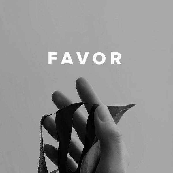 Sheet Music, Chords, & Multitracks for Worship Songs about Favor