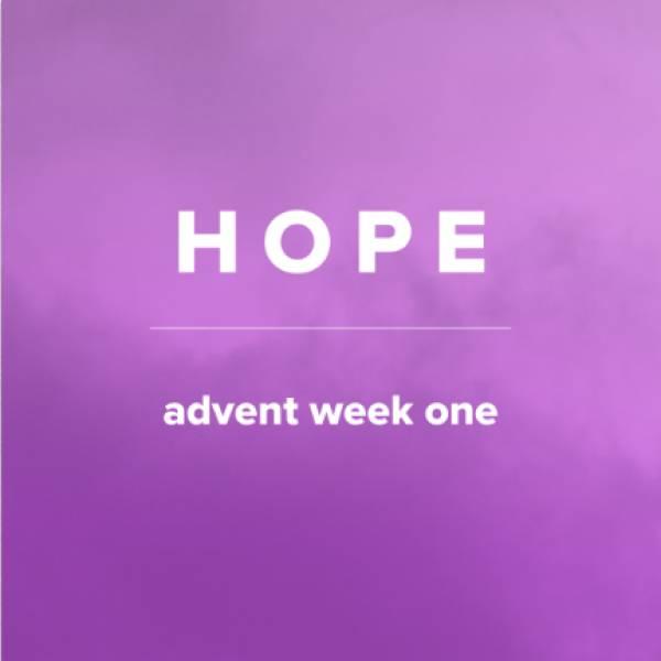 Sheet Music, Chords, & Multitracks for Songs of Hope for Advent (Week 1)