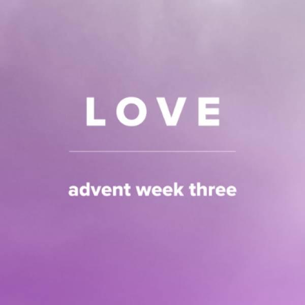 Sheet Music, Chords, & Multitracks for Songs of Love for Advent (Week 3)