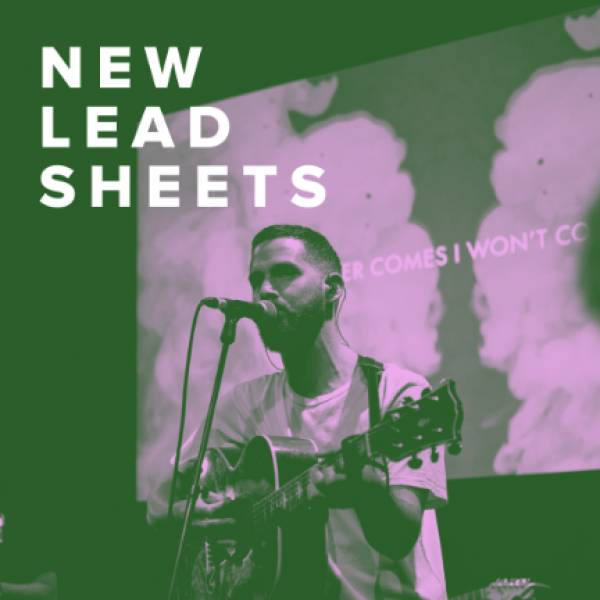 Sheet Music, Chords, & Multitracks for Top New Lead Sheets In Every Key