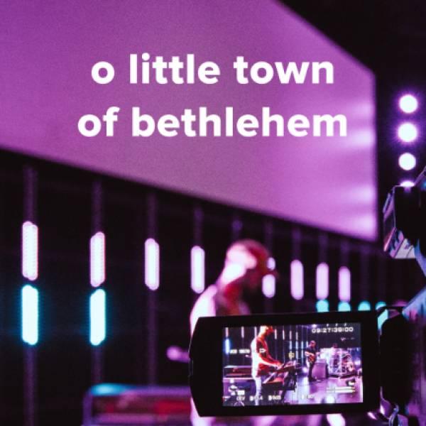 """Sheet Music, Chords, & Multitracks for Popular Versions of """"O Little Town Of Bethlehem"""""""