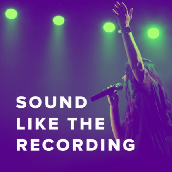 Sheet Music, Chords, & Multitracks for Your Worship Band and Vocals Can Sound Like the Recording