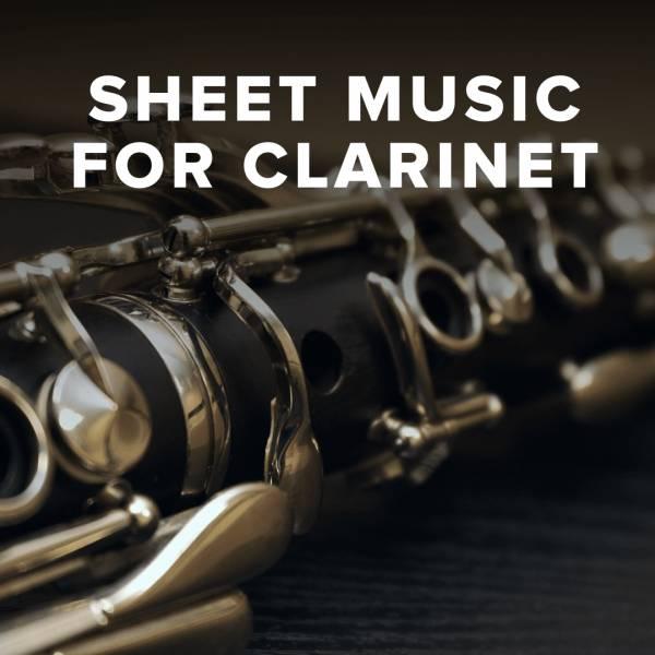 Sheet Music, Chords, & Multitracks for Download Christian Worship Sheet Music for Clarinet