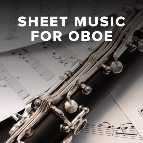 Sheet Music, Chords, & Multitracks for Download Christian Sheet Music for Oboe