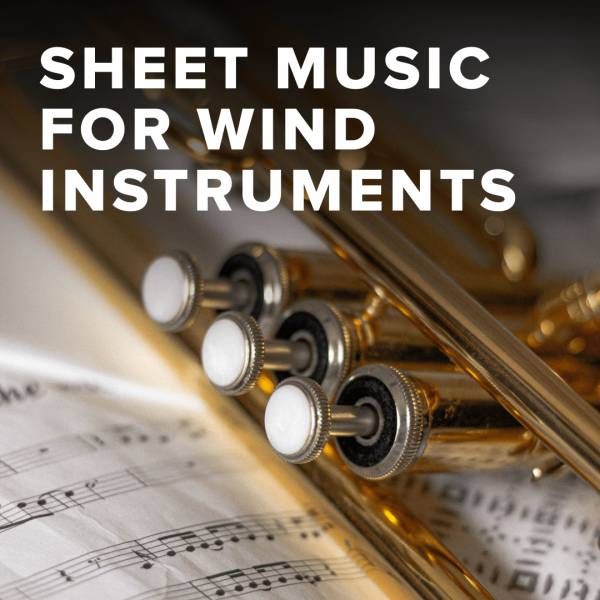 Sheet Music, Chords, & Multitracks for Download Christian Sheet Music for Wind Instruments