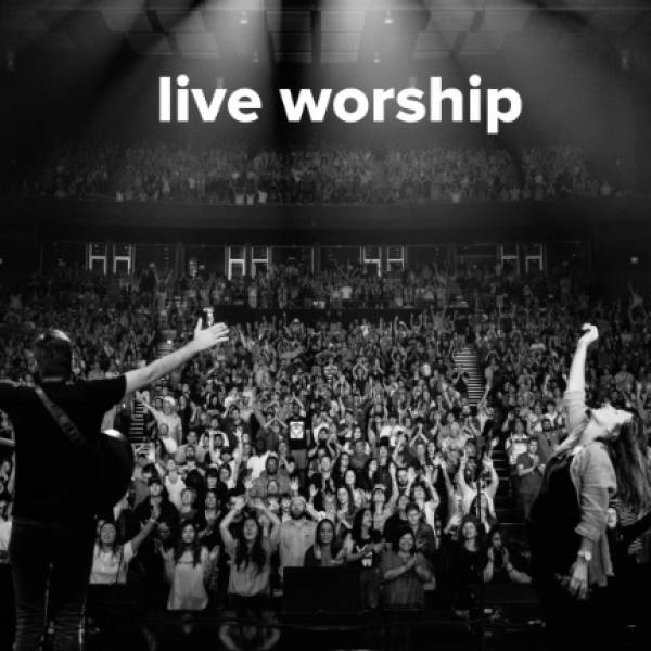 Sheet Music, Chords, & Multitracks for Live Worship Favorites