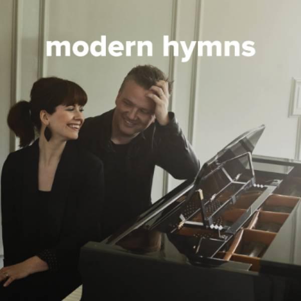 Sheet Music, Chords, & Multitracks for Top 40 Modern Hymns