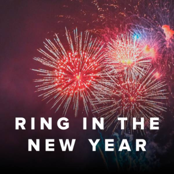 Sheet Music, Chords, & Multitracks for Top Trending Worship Songs to Ring In The New Year