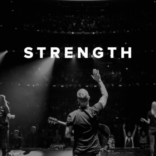Sheet Music, Chords, & Multitracks for Christian Worship Songs about Strength