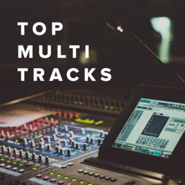 Sheet Music, Chords, & Multitracks for Top MultiTracks for Your Worship Team