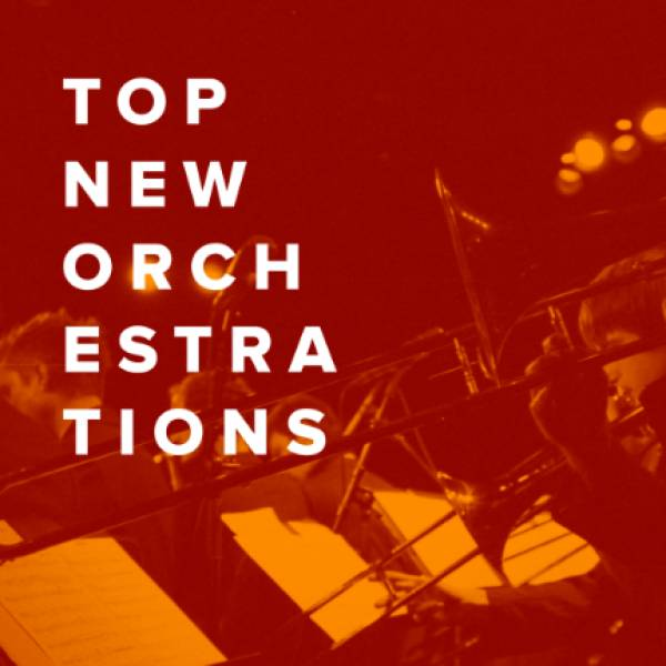 Sheet Music, Chords, & Multitracks for Top New Orchestrations