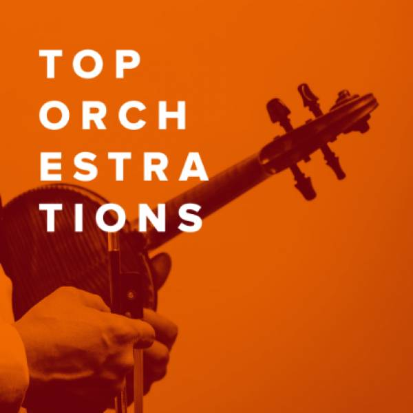 Sheet Music, Chords, & Multitracks for Top Orchestrations for Your Praise Band